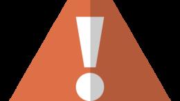 Alert warning icon